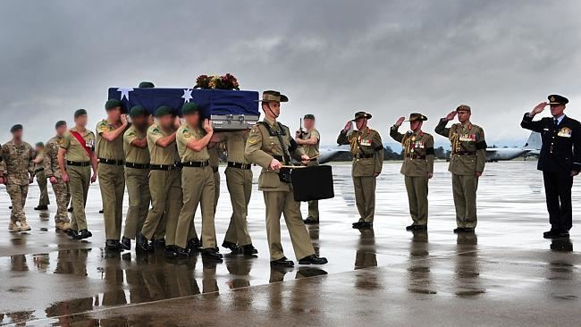Cameron Baird Corporal Cameron Baird killed in Afghanistan to be