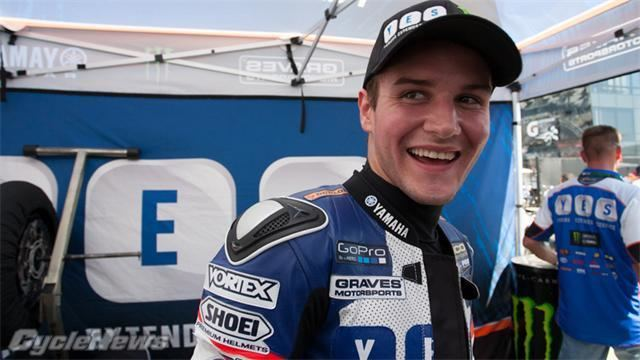 Cameron Beaubier Josh Hayes and Cameron Beaubier on Yamaha Superbikes in