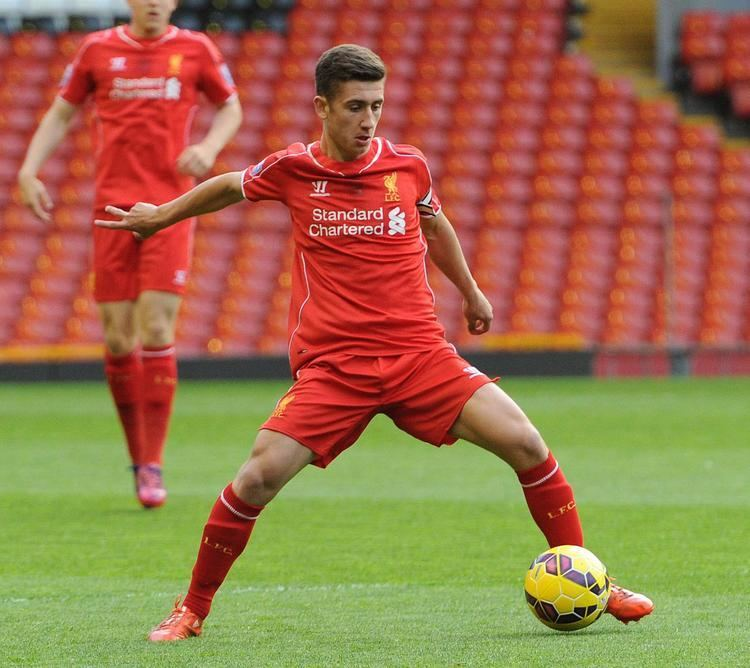 Cameron Brannagan Liverpool transfer news Is Cameron Brannagan Liverpool39s