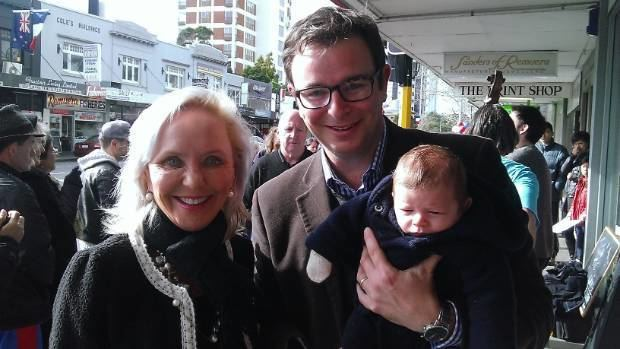 Cameron Brewer Cameron Brewer may step down from Auckland Council Stuffconz