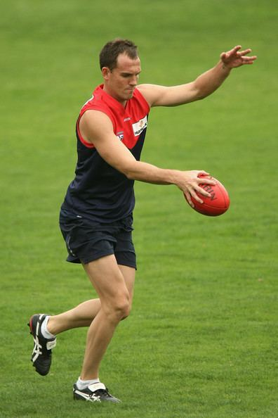 Cameron Bruce Cameron Bruce Pictures Melbourne Demons Training Session