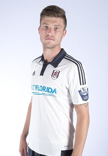 Cameron Burgess Cameron Burgess Fulham Football Club