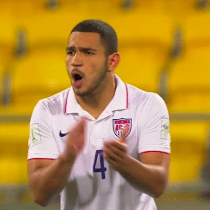Cameron Carter-Vickers The Rise of American Soccer Talent Cameron CarterVickers