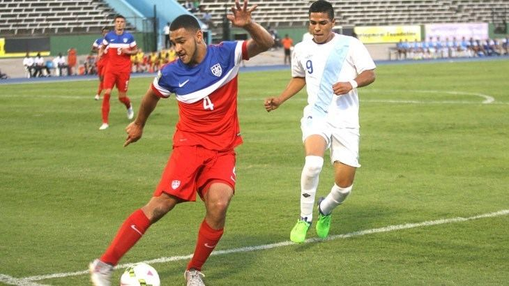 Cameron Carter-Vickers Cameron encouraged by first international goal 11 January