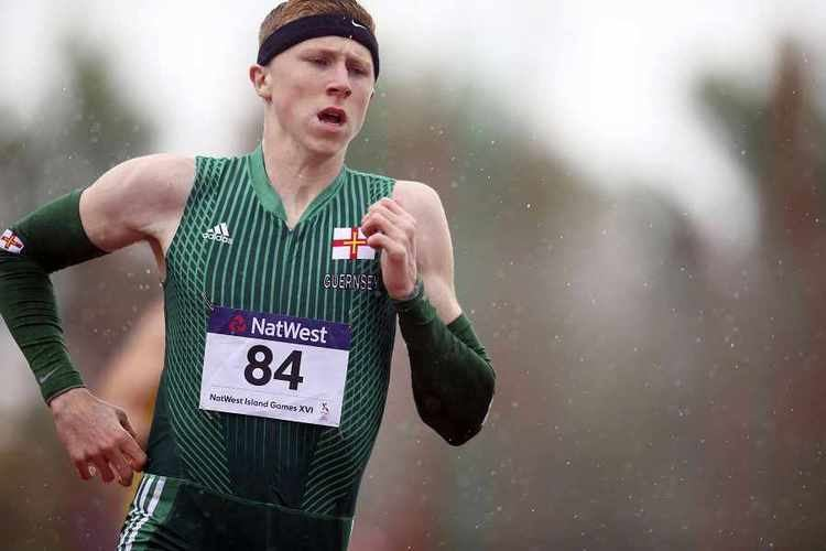 Cameron Chalmers Chalmers claims SEAA Gold amp u20 400mtrs recordGuernsey Athletics