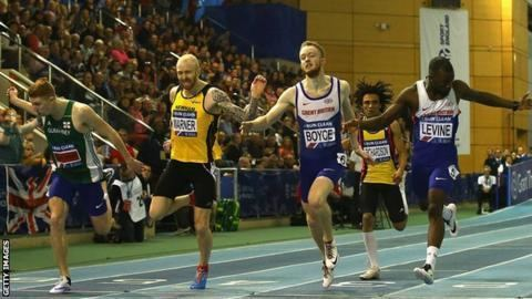 Cameron Chalmers Cameron Chalmers Guernsey 400m runner aims for international stage
