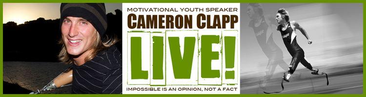 Cameron Clapp HOME Cameron Clapp Live