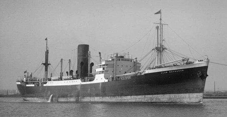 Cameron-class steamship