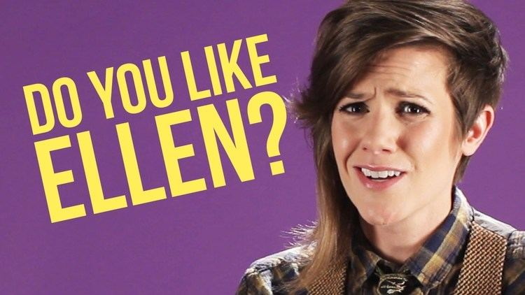 Cameron Esposito 11 Questions You Want To Ask A Lesbian w Cameron