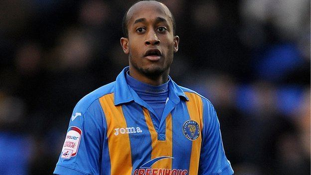 Cameron Gayle BBC Sport West Bromwich Albion Cameron Gayle signs for