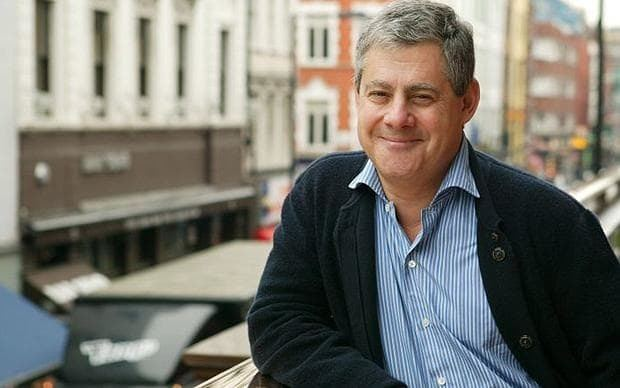 Cameron Mackintosh Sir Cameron Mackintosh reported to bishop after foul