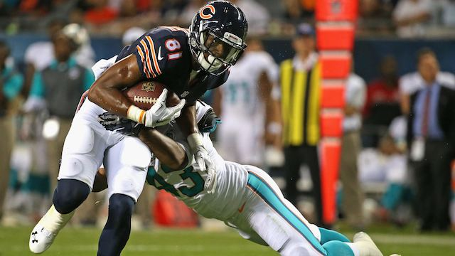 Cameron Meredith Undrafted Rookie WR Cameron Meredith Can Make Bears Roster