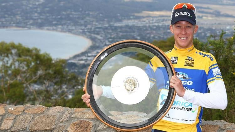 Cameron Meyer Australian cyclist Cameron Meyer returns to competitive racing after