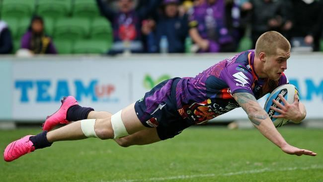 Cameron Munster Cameron Munster following in Storm superstar Billy Slaters