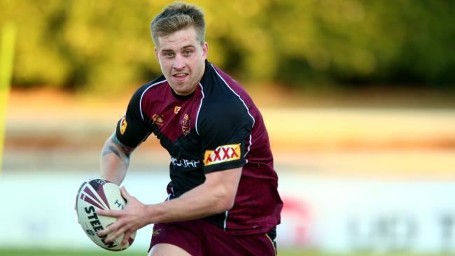 Cameron Munster Cameron Munster can thank Matt Johns for his rise to Maroons