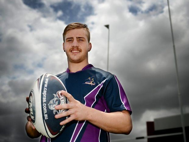 Cameron Munster CQs Cameron Munster among friends in future stars squad