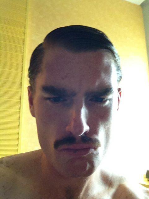 Cameron Nichol the Men of Movember Megan Kalmoe