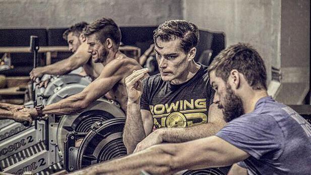 Cameron Nichol Indoor rowing into the CrossFit world worldrowingcom