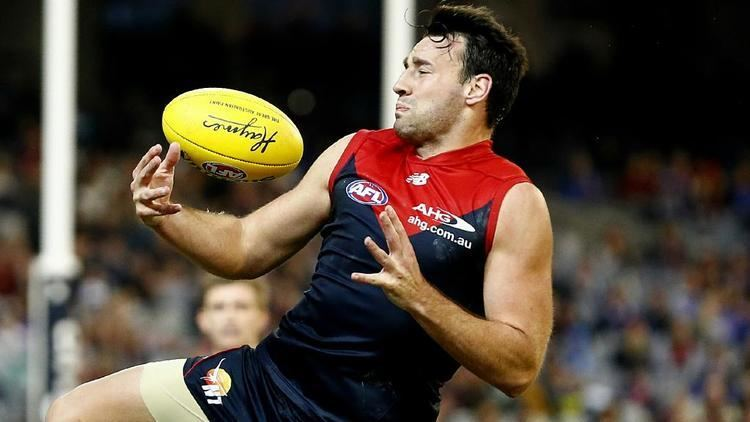 Cameron Pedersen Melbourne ruck injuries Jake Spencer out six to seven weeks