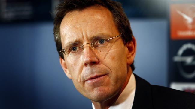 Cameron Schwab Outgoing Melbourne CEO Cameron Schwab survived longer than most
