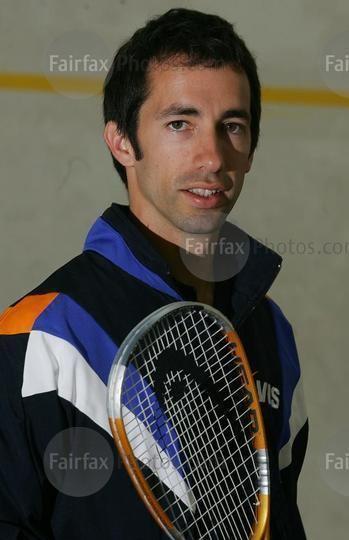 Cameron White (squash player) Fairfax Syndication Cameron White Victorian Squash player