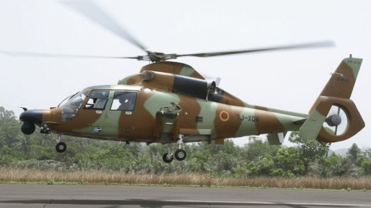 Cameroon Air Force Cameroon Air Force develops helicopter night attack capability IHS