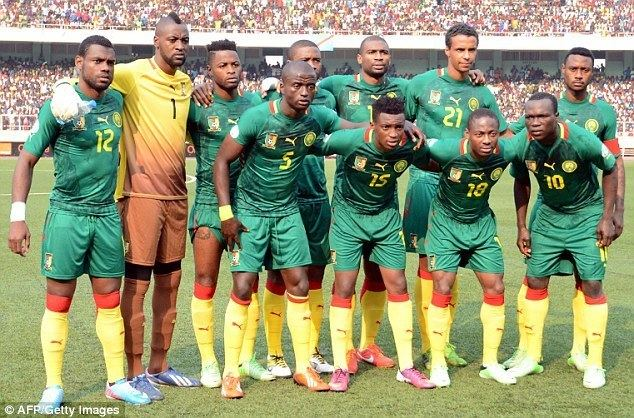 Cameroon national football team Afcon2017 Team Profile Will the Indomitable Lions of Cameroon Roar