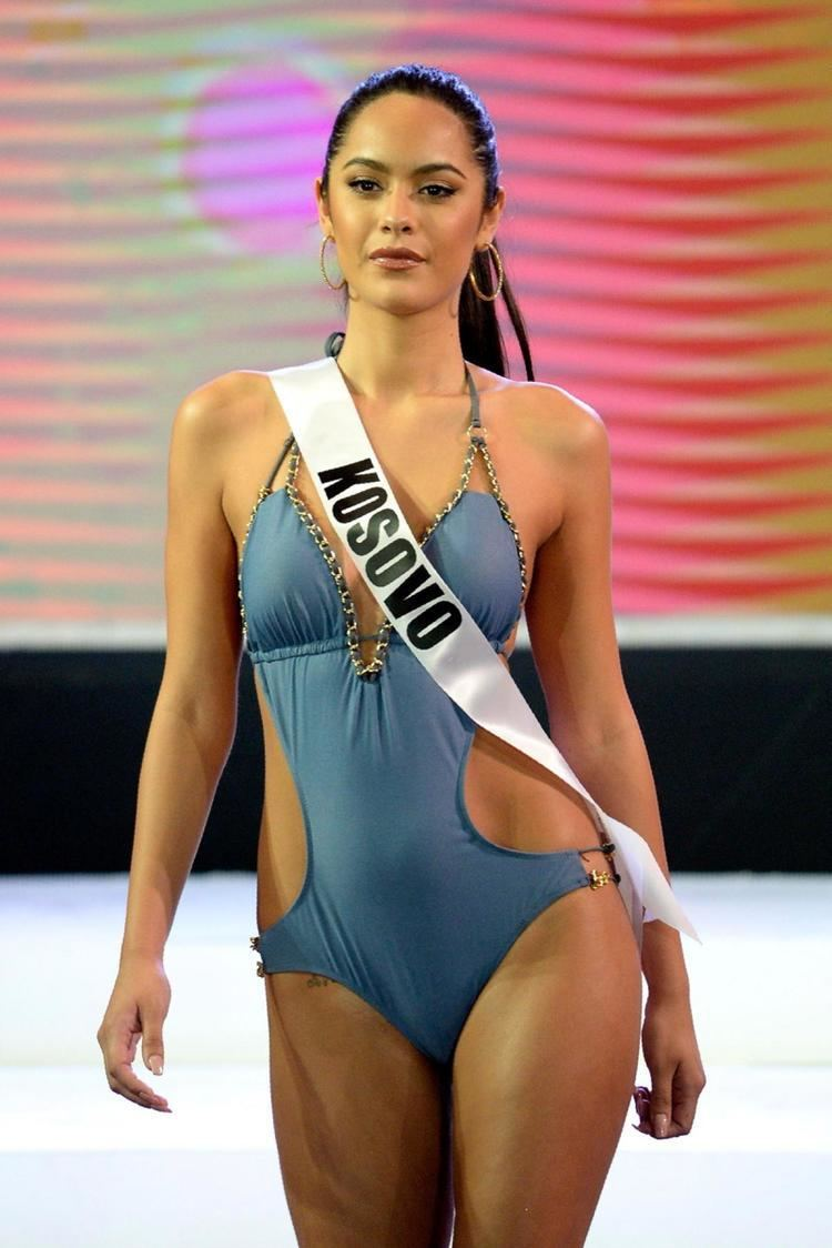 Camila Barraza Miss Kosovo Camila Barraza Photos Miss Universe 2017 NY Daily News