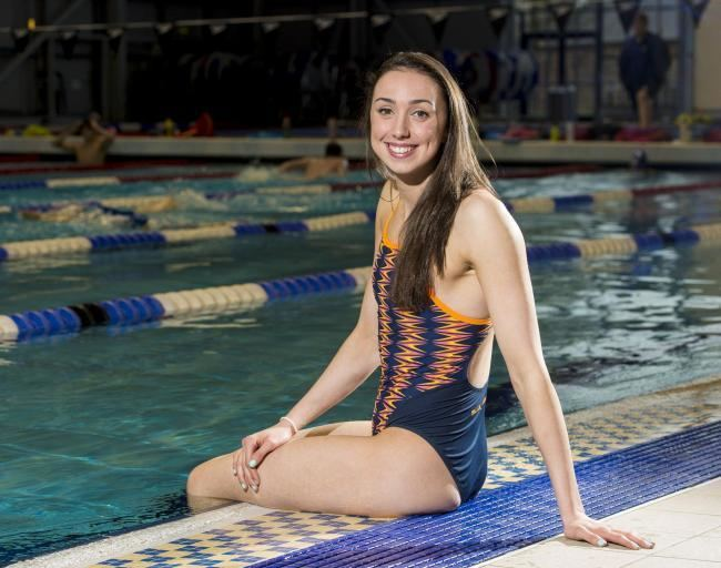 Camilla Hattersley Scots swimmer Camilla Hattersley amazes herself by making it to Rio