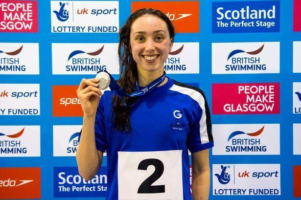 Camilla Hattersley Dreams have come true for Perth swimmer Camilla Hattersley 21