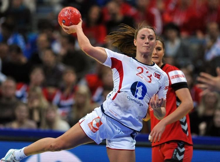 Camilla Herrem Camilla Herrem Handball Norway WOMEN HANDBAL Pinterest