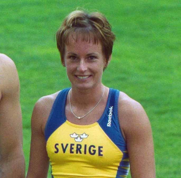 Camilla Johansson (athlete) Camilla Johansson Sveriges Olympiska Kommitt