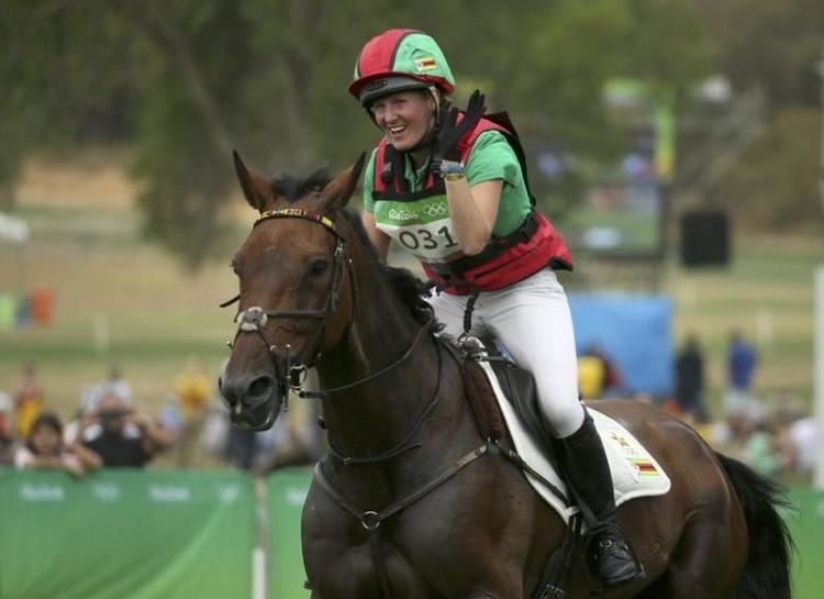 Camilla Kruger First rider from Zimbabwe holds her own in eventing Reuters
