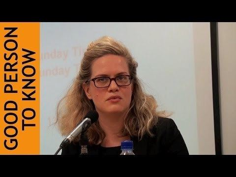 Camilla Long How to do an interview GPTK Camilla Long YouTube