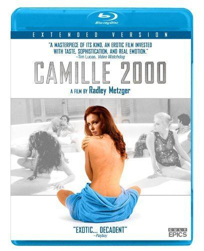 Camille 2000 Amazoncom Camille 2000 Extended Edition Bluray Daniel