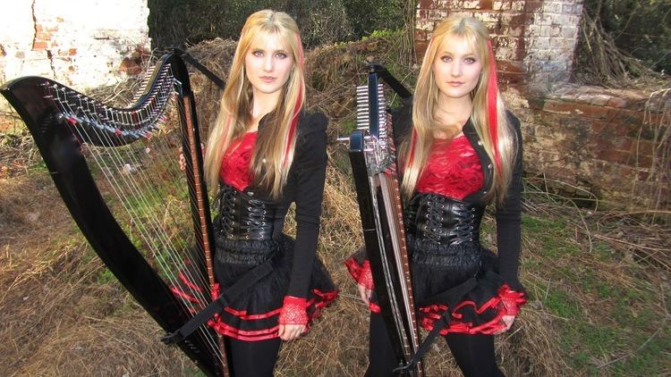 Camille and Kennerly Kitt Why I Am Madly In Love With The Harp Twins InfoBarrel