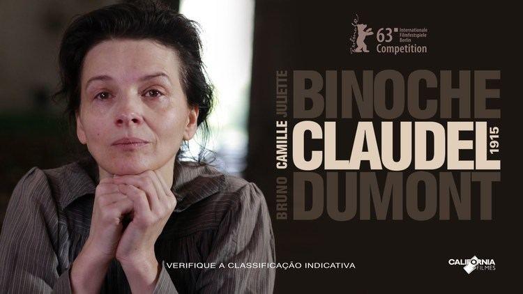 Camille Claudel (film) Camille Claudel 1915 Trailer legendado YouTube