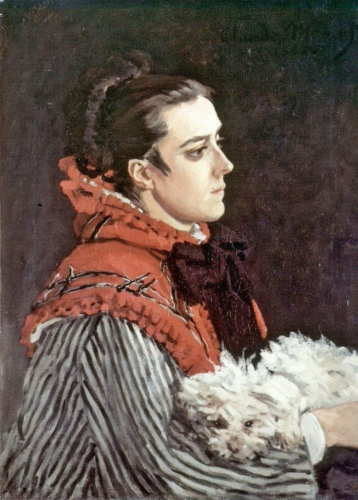 Camille Doncieux Camille Doncieux and Claude Monet my daily art display