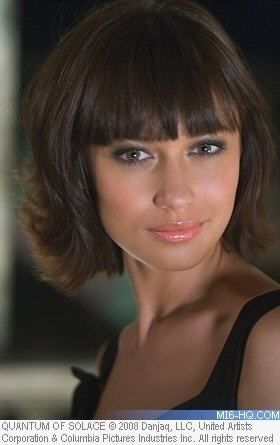 Camille Montes Camille MI6 takes an indepth look at Olga Kurylenko39s character