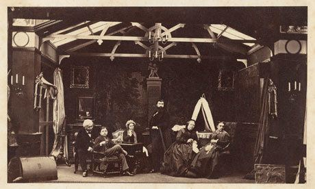 Camille Silvy Camille Silvy Fiona Banner Art review Art and design