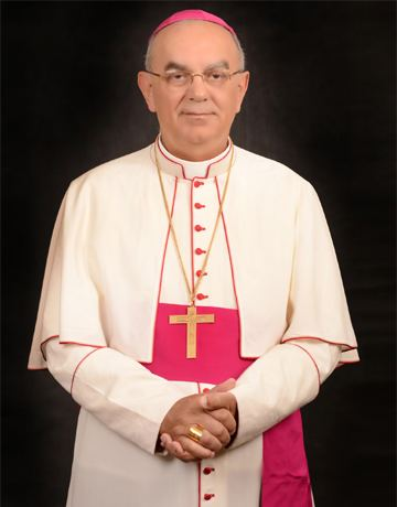 Camillo Ballin Welcome to AVONA HL Bishop Camillo Ballin MCCJ