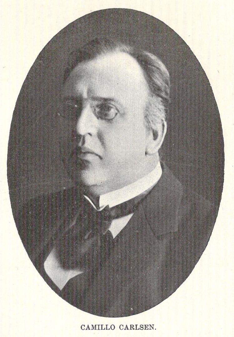 Camillo Carlsen