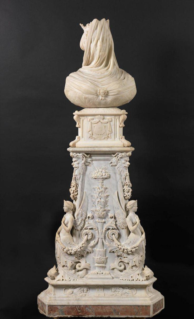 Camillo Torreggiani Isabel II by Camillo Torreggiani 1855 Museo del Prado Madrid