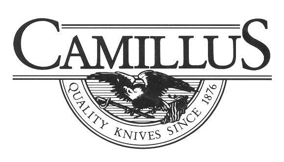 Camillus Cutlery Company wwwcollectorsofcamillususlogosCamillusLogojpg