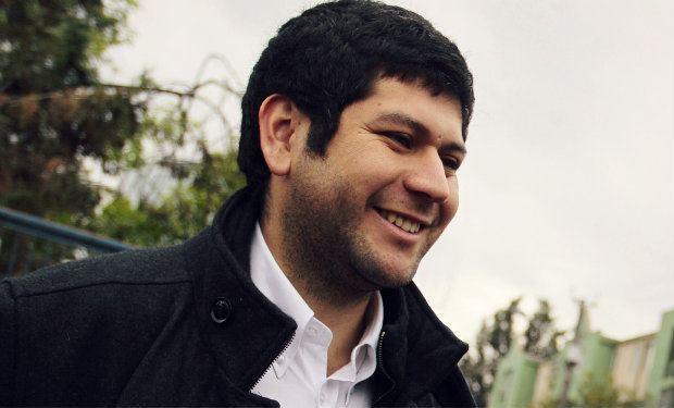 Camilo Ballesteros Ballesteros asume como director de la divisin de organizaciones