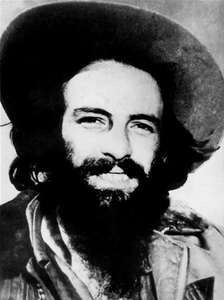 Camilo Cienfuegos Camilo Cienfuegos cuban revolutionary born in Havana