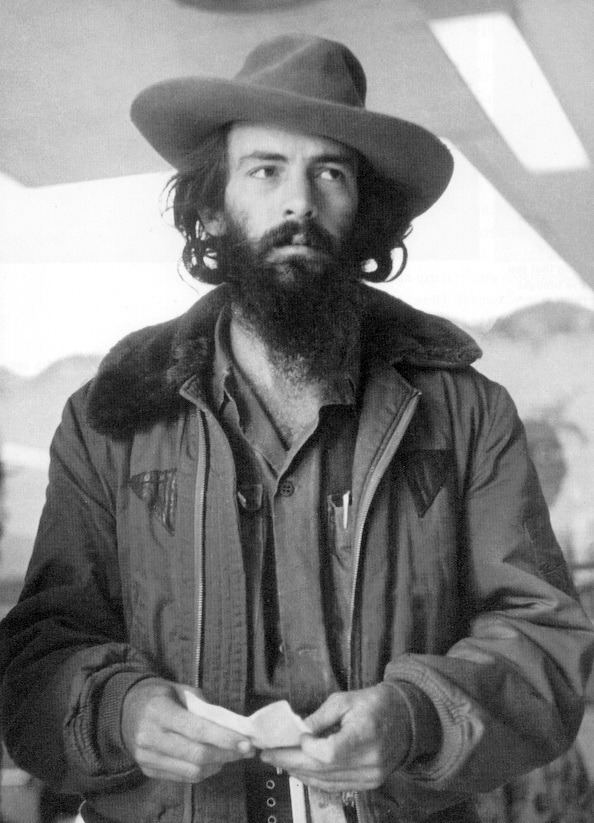 Camilo Cienfuegos Oh my beard