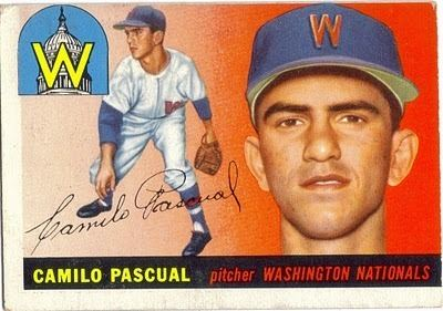 Camilo Pascual Camilo Pascual elected to Twins Hall of Fame DC