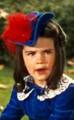 Cammie King 36 best GWTW Cammie King child actress images on Pinterest Gone
