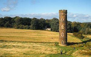Cammo Cammo Tower Edinburgh History amp Visiting Historic Scotland Guide